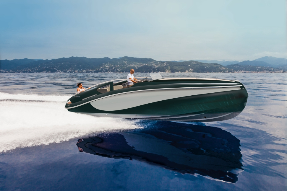Wider 32 (Power Boat)