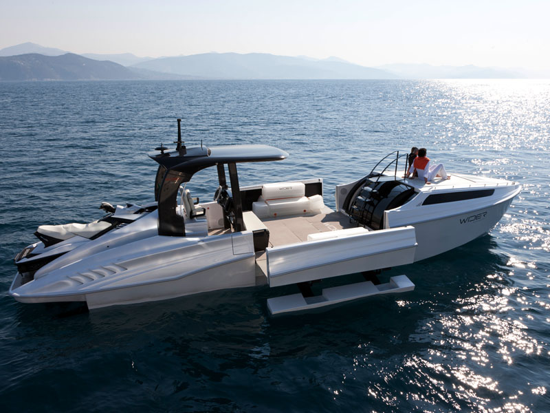Wider 42 (Power Boat)