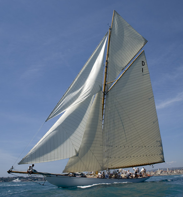 William Fife & Sons <strong>Mariska</strong> (Sailing Yacht)