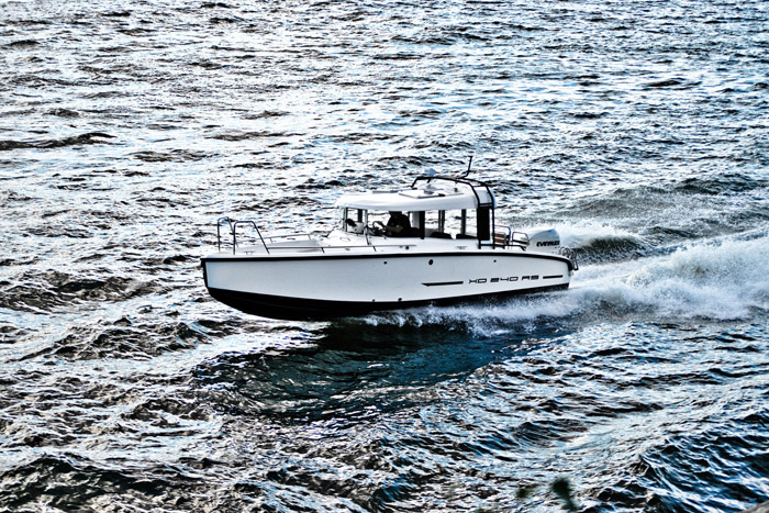 XO Boats 240 RS Cabin (Open)