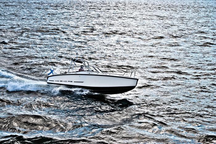 XO Boats 240 RS (Open)