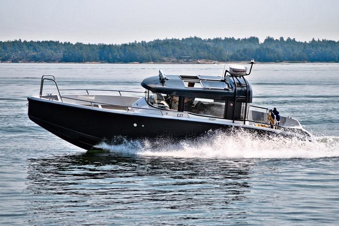 XO Boats 270 RS Cabin (Open)