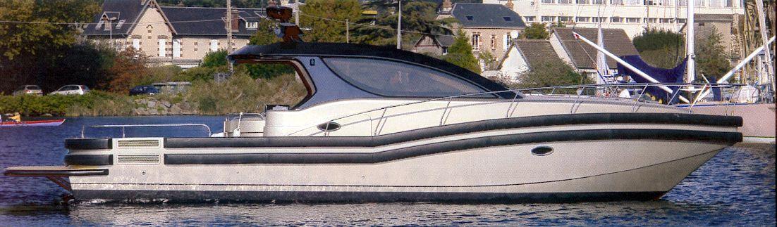 Yachts Industries TenderCat TC 45 (Day cruiser)