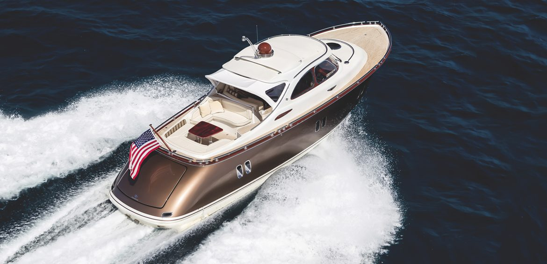 Zeelander Z44 (Power Boat)