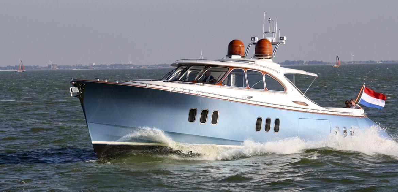 Zeelander Z55 (Power Boat)