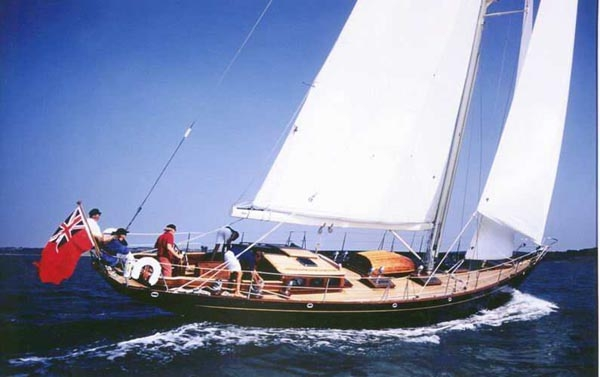 Klass Bood <strong>Zephyr of Falmouth</strong> (Sailing Yacht)