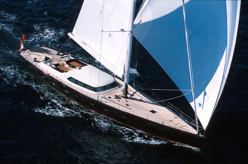 Maxi Dolphin MD 118 <strong>Viriella</strong> (Sailing Yacht)