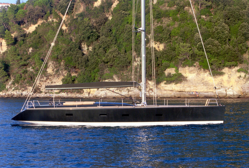 Maxi Dolphin MD 65 <strong>Only Lu</strong> (Sailing Yacht)
