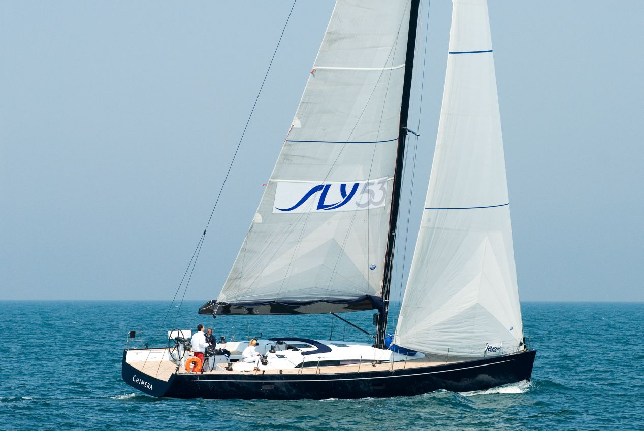 Sly Yachts 53 (Voilier)